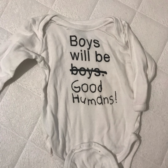18825020 free to be kids Shirts & Tops | Boys Will Be Good Humans Feminist ...